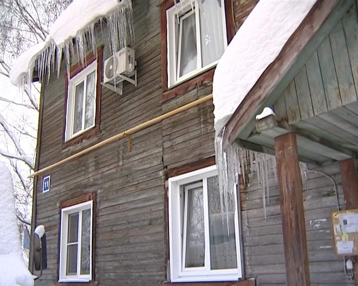 Рейд по контролю за очисткой придомовых территорий от снега и крыш от сосулек