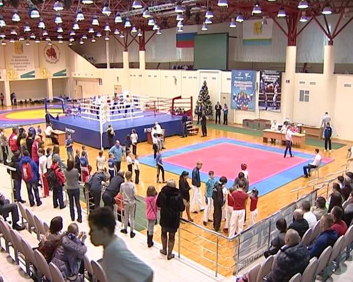 Чемпионат по кикбоксингу
