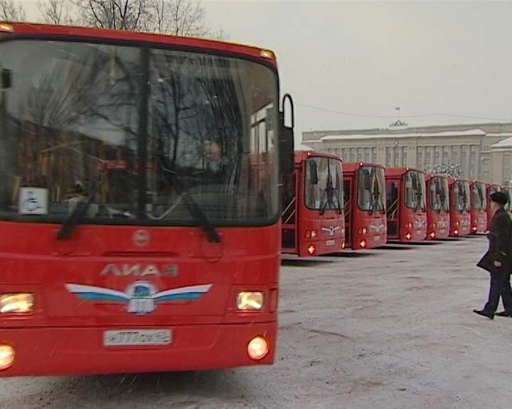 На улицах Кирова появились новые современные и более комфортные автобусы