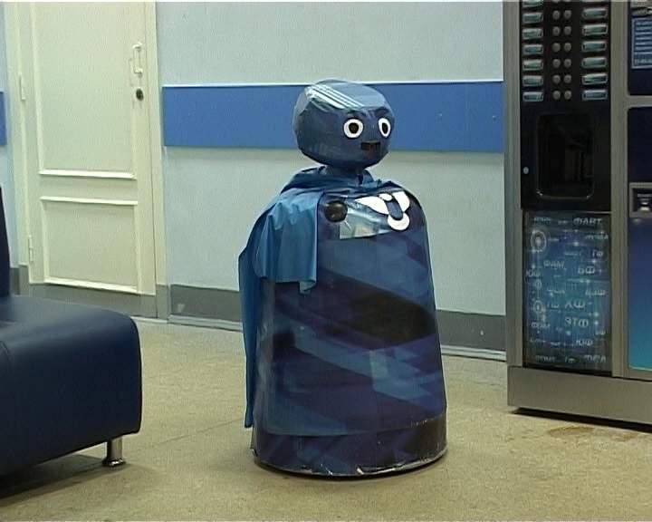 Кировские студенты изобрели робота-аватара
