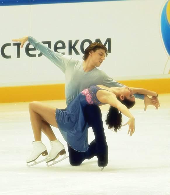 Кировчане на Чемпионате Европы по фигурному катанию