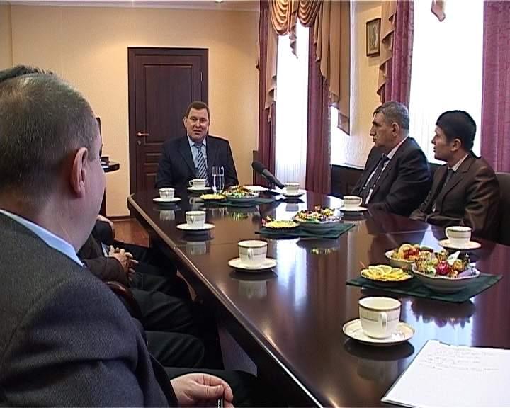 Сергей Солодовников встретился с лидерами национальных диаспор