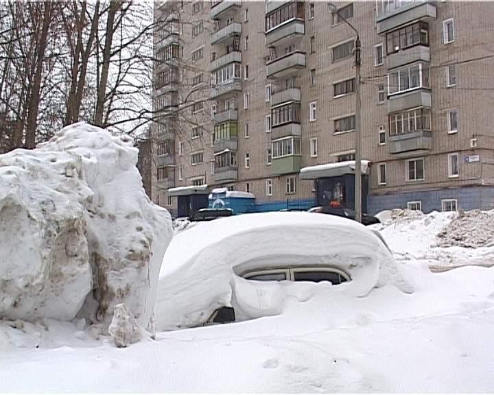 Машины-подснежники