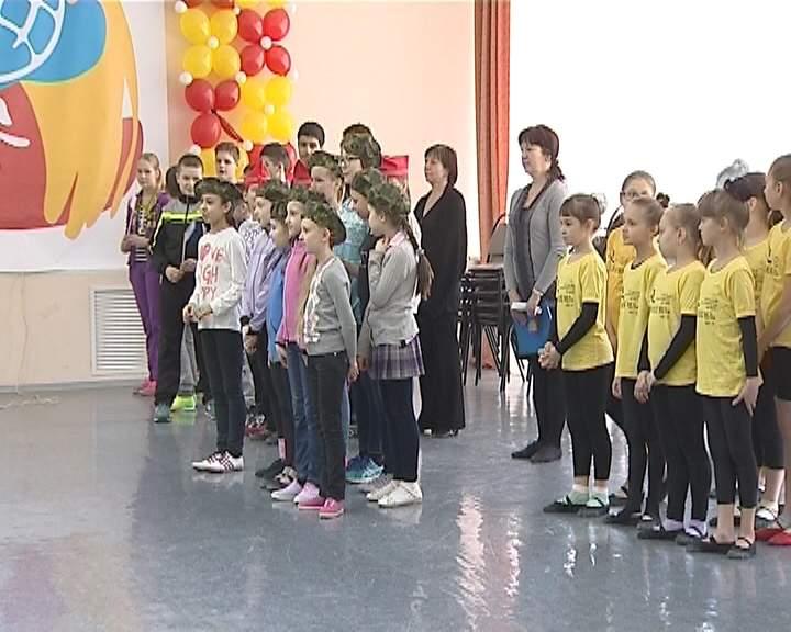 Патриотическая игра, посвященная 70-летию Победы в ВОВ