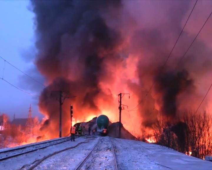 Авария на Нововятском железнодорожном переезде год спустя