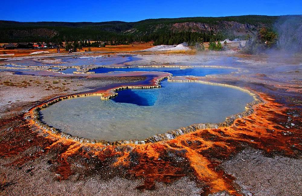 Извержение вулкана в Йеллоустонском национальном парке в США может ...