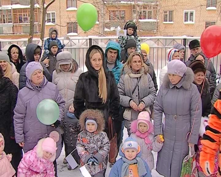 Второй день рождения детского сада № 12 «Добрая сказка»