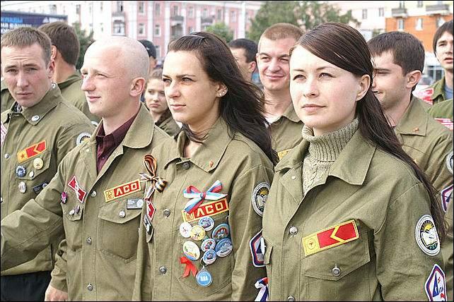 У российских студенческих отрядов появился свой праздник.