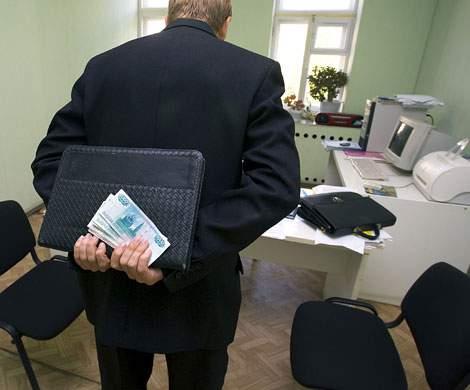 Председатель Лесниковской сельской думы Советского района попался на взятке.