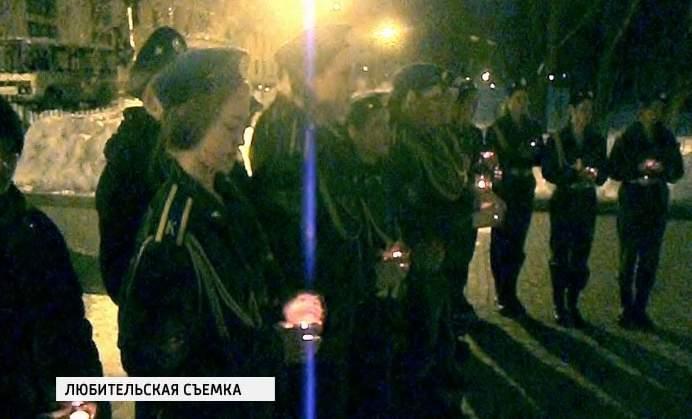 День памяти 6 роты Псковских десантников