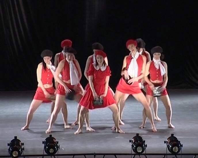Лаборатория современного танца в Театре на Спасской