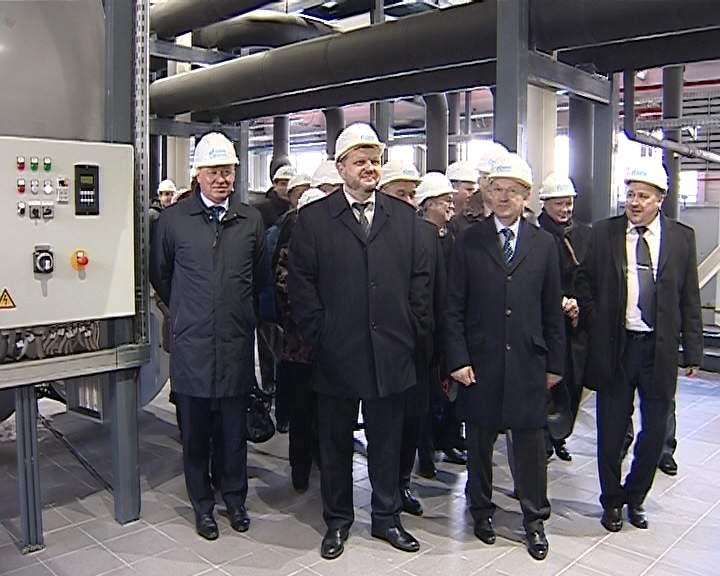 В поселке Радужном завершилось строительство новой котельной