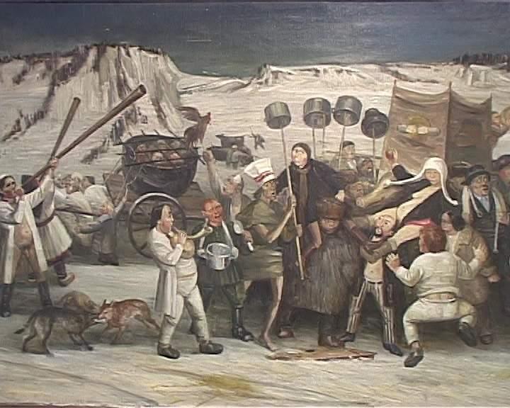 Выставка художника Николая Ендальцева