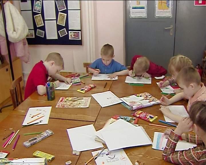 Ремонт в школе-интернате № 1 для детей-сирот