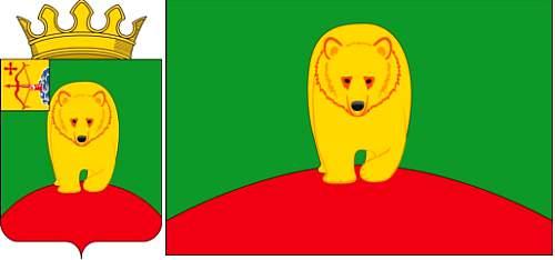 У Афанасьевского района Кировской области появились свои флаг и герб.