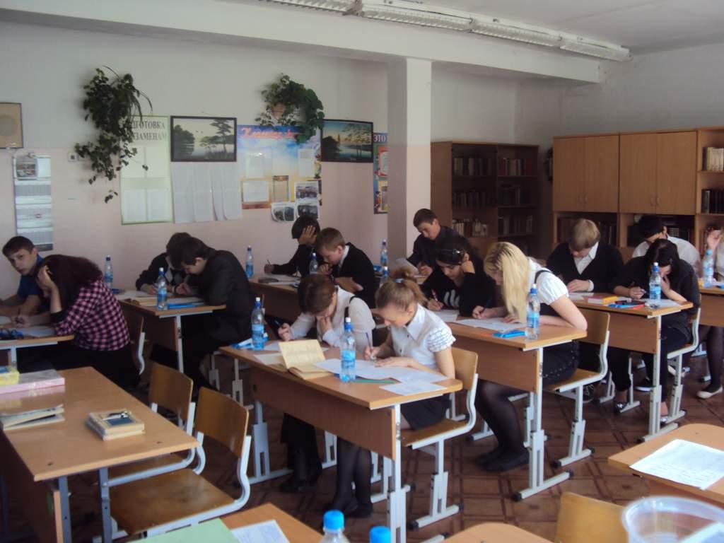 Когда у школьников экзамен в 9 классе в 2018