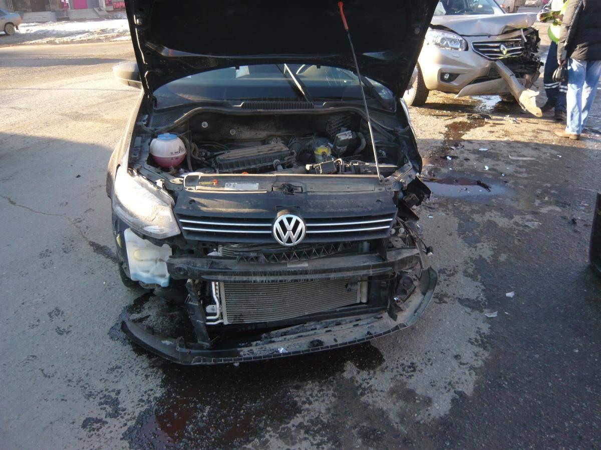 В Кирове на дорогах пострадали 4 человека