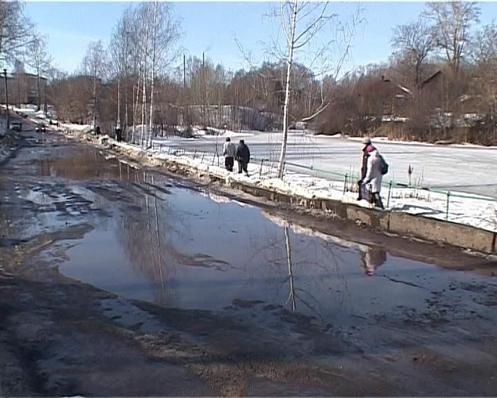 Проблемы микрорайона «Мостопоезд» в Котельниче