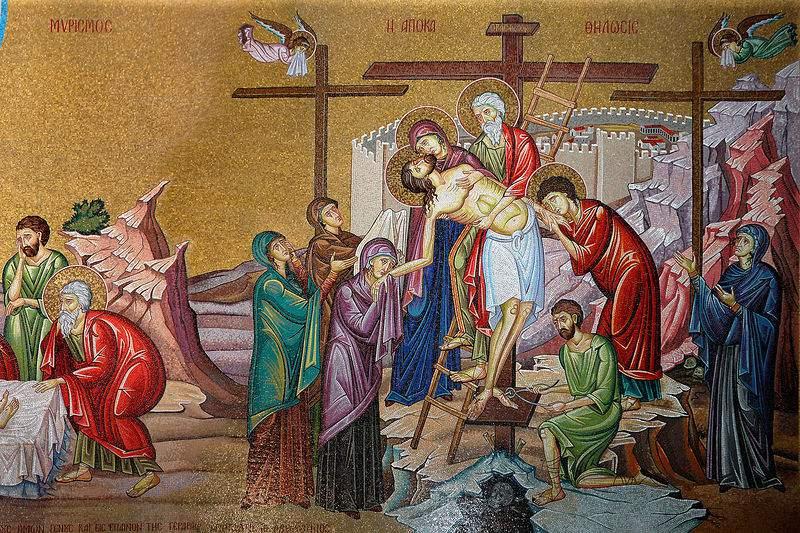 11 апреля православные верующие отмечают Великую Субботу.