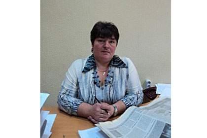 Глава п. Созимский Елена Косторная отправлена в отставку.