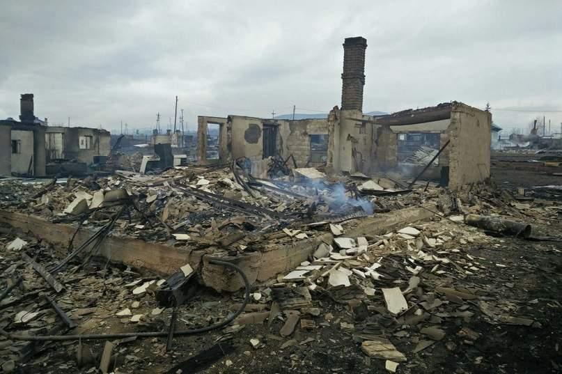 В Кирове собирают гуманитарную помощь погорельцам в Хакасии.