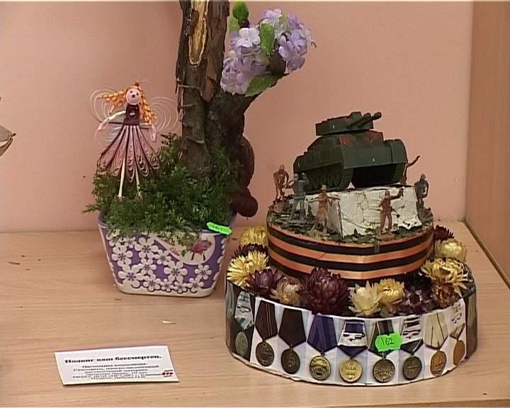 Выставка-конкурс юных флористов «Зеркало природы»