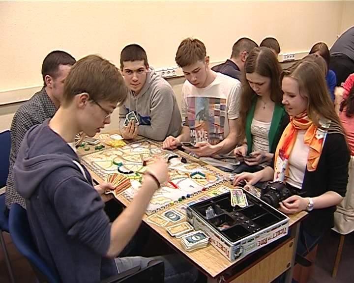 Кировчане вновь провели ночь в библиотеке