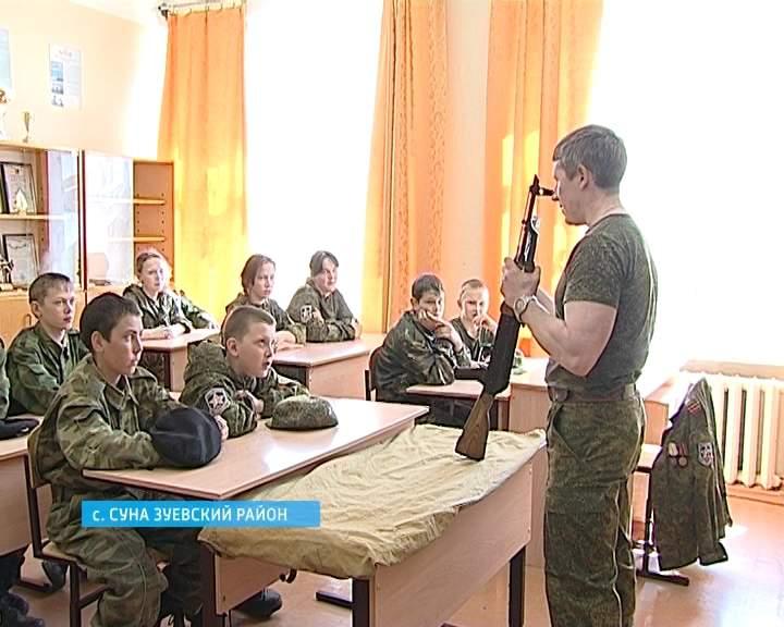 Военно-патриотический клуб