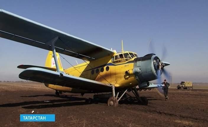 Кировские летчики помогли аграриям республики Татарстан