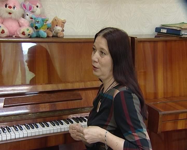 Юбилей преподавателя Нововятской детской школы искусств Татьяны Поповой