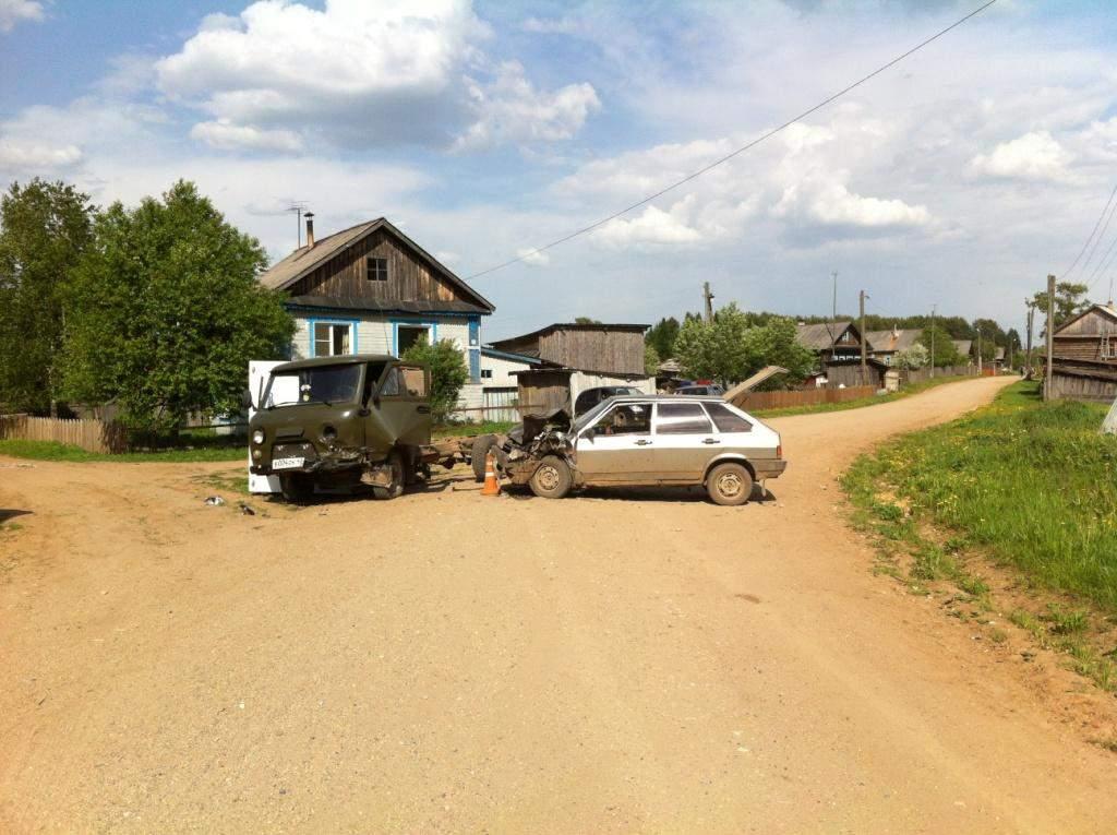 В Белохолуницком районе