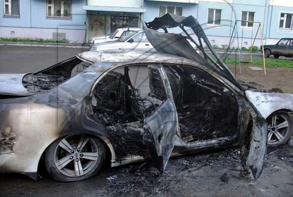 В Кирове задержали поджигателя автомобилей.