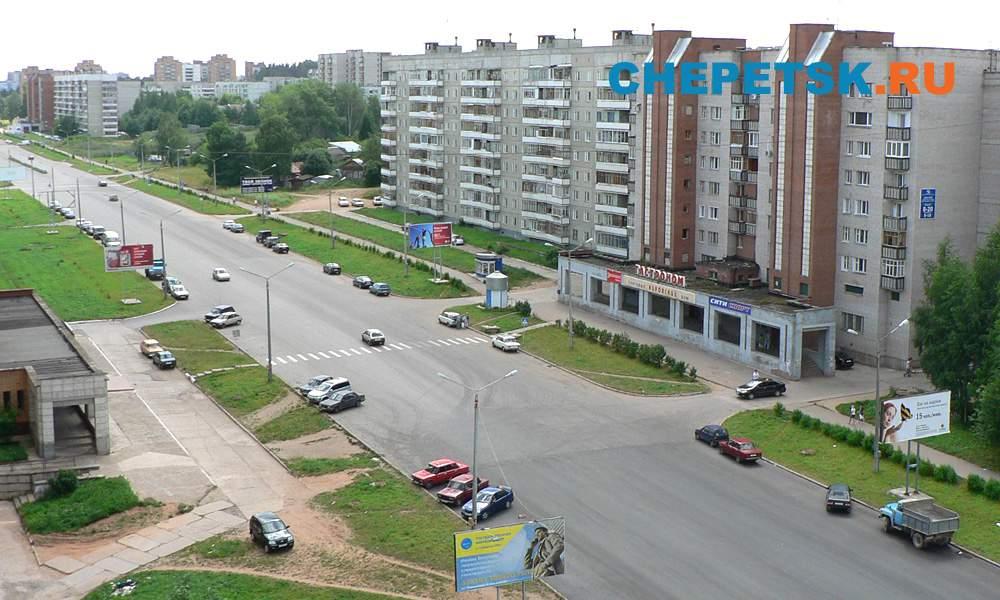 В Кирово-Чепецке сделают новый пешеходный переход и ограничат парковку