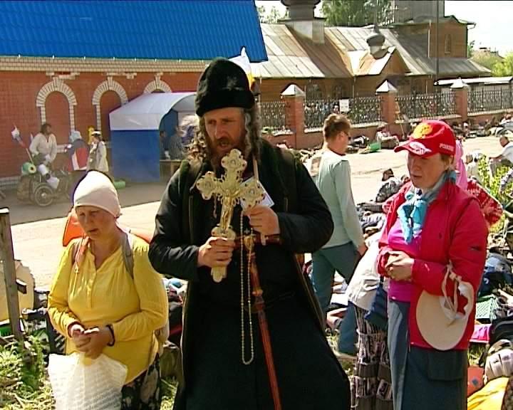 Накануне в Киров вернулся Великорецкий крестный ход