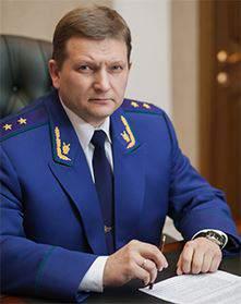 Брат кировского губернатора Никиты Белых Александр возглавит управление генеральной  прокуратуры в ПФО.