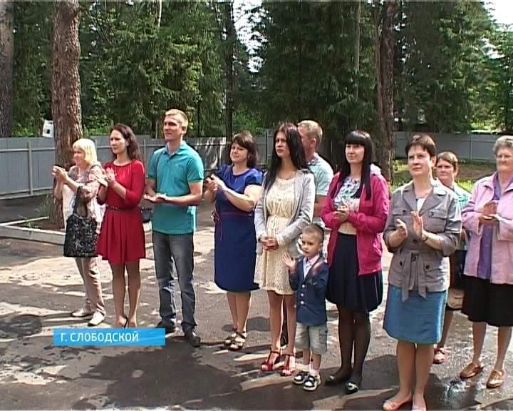 В Слободском 14 семей бюджетников получили ключи от служебного жилья