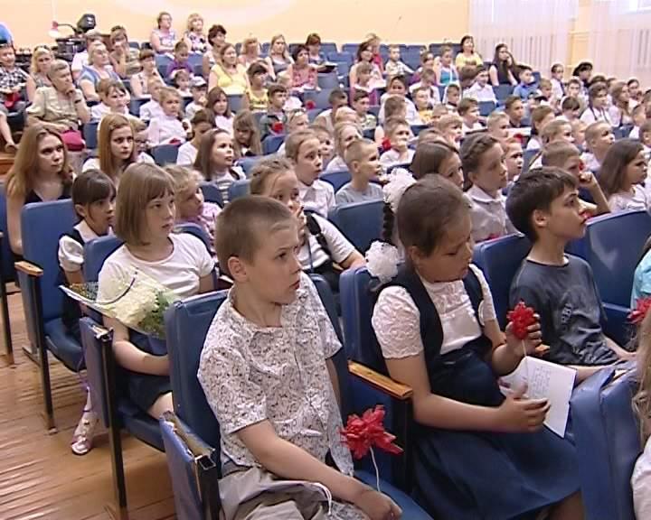 В средней школе №47 издали Книгу Памяти