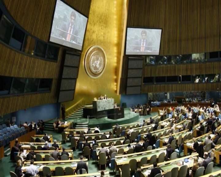 Аспирант кировского вуза выступил в Штаб-квартире ООН