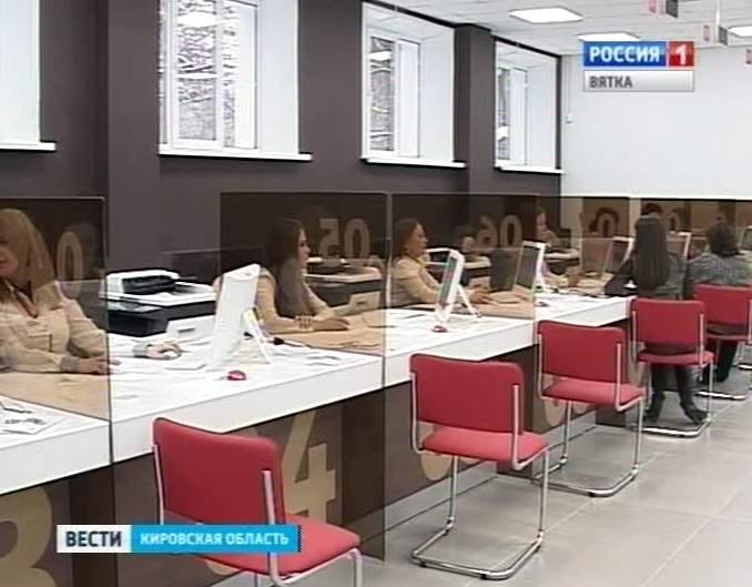 Перспективы МФЦ в Кировской области.