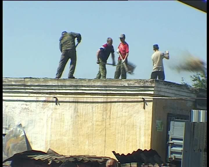 Пожары возникали из-за детей, летящих искр и газовых плит