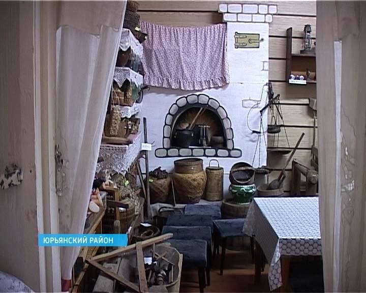 Музей центра детского творчества в поселке Юрья