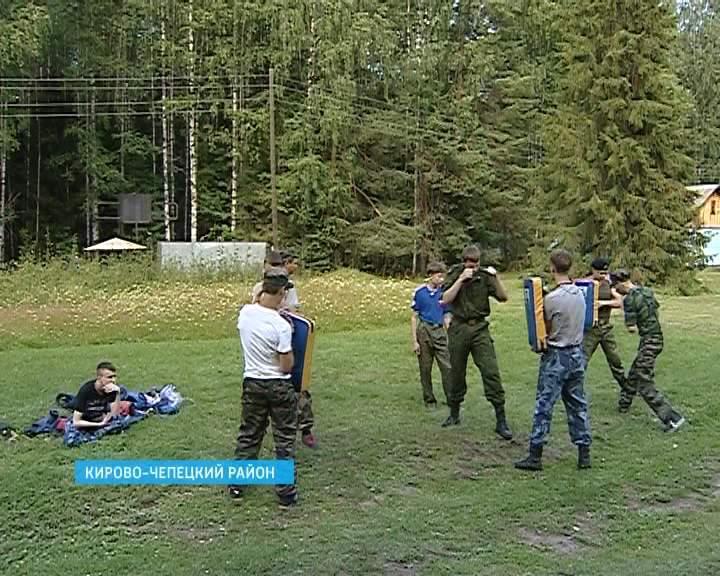 В Кирово-Чепецком районе