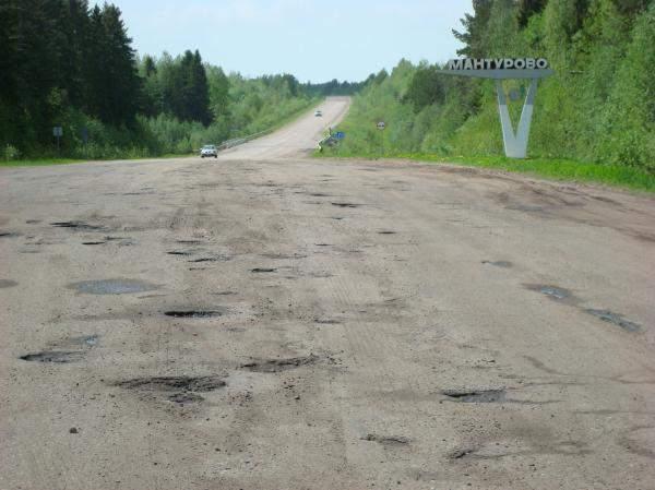 Вопрос о передаче автодороги Санкт-Петербург-Кострома-Киров-Пермь в федеральную собственность рассмотрят в августе на заседании Правительства РФ.