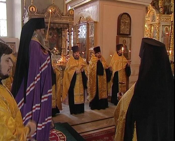 В храмах Вятской Епархии пройдут молебны на начало учебного года