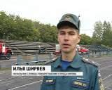 В Кирове прошли соревнования по пожарно-спасательному спорту среди бригад МЧС