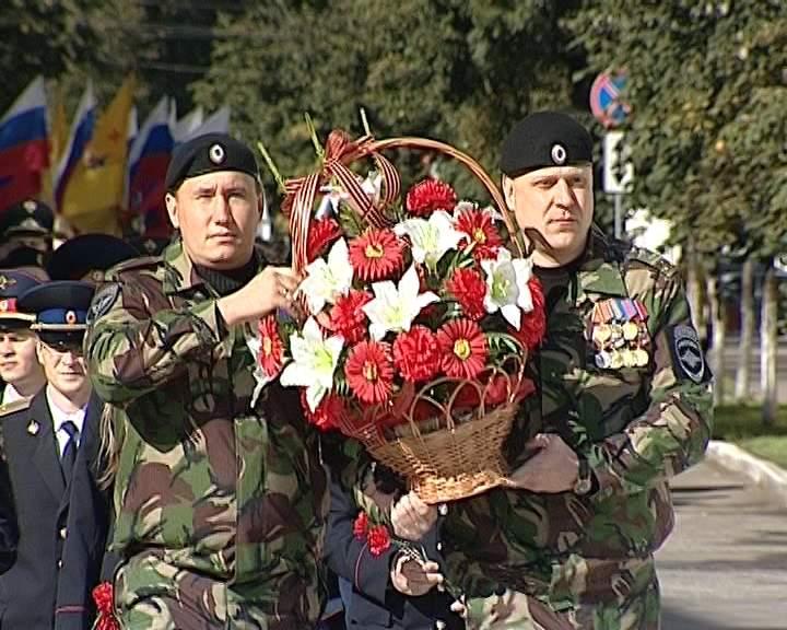 Мероприятия, посвященные окончанию 2-й Мировой войны
