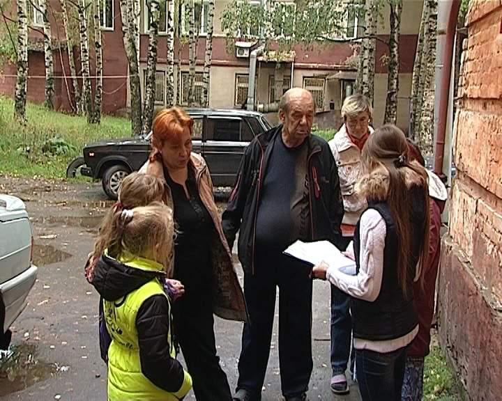 Жители дома по Динамовскому проезду 14 много лет не могут добиться ремонта