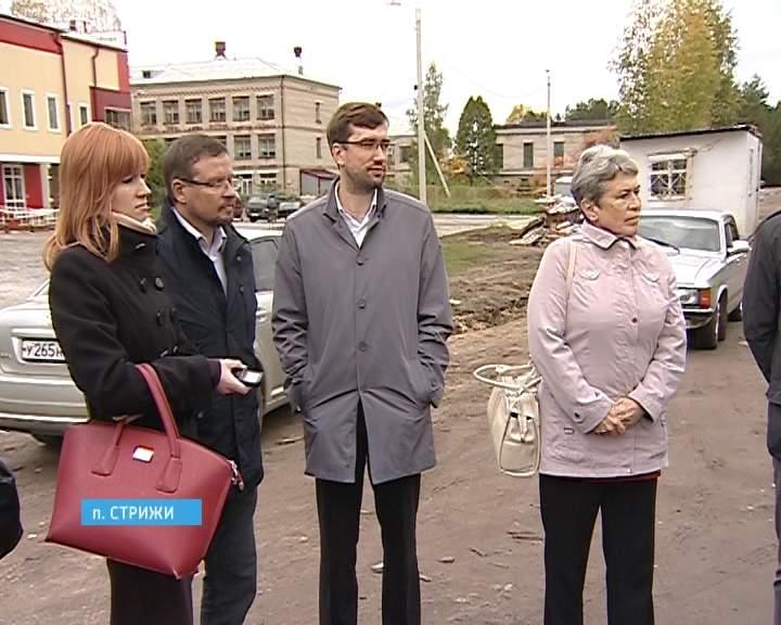 Проверка домов в Стрижах и Торфяном после капремонта