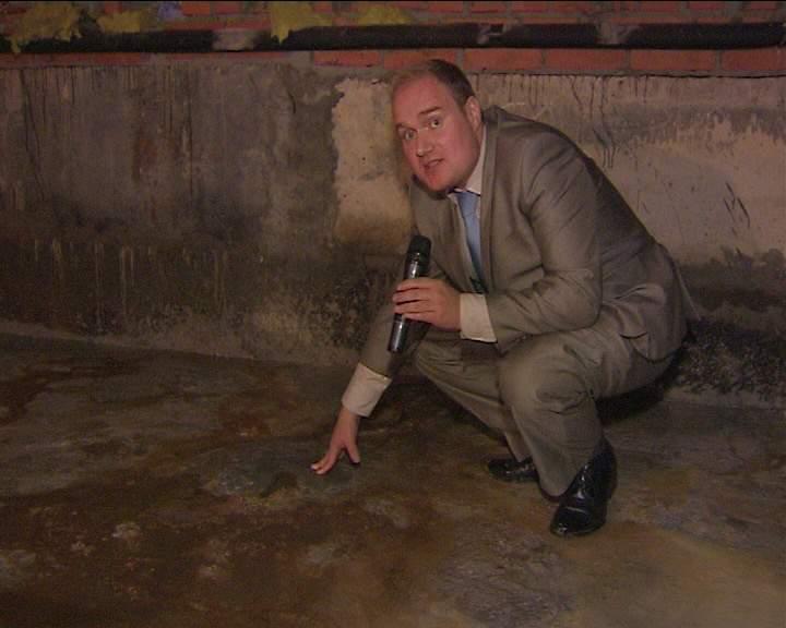 Эксперты из Москвы проверили проблемный дом в Лянгасово