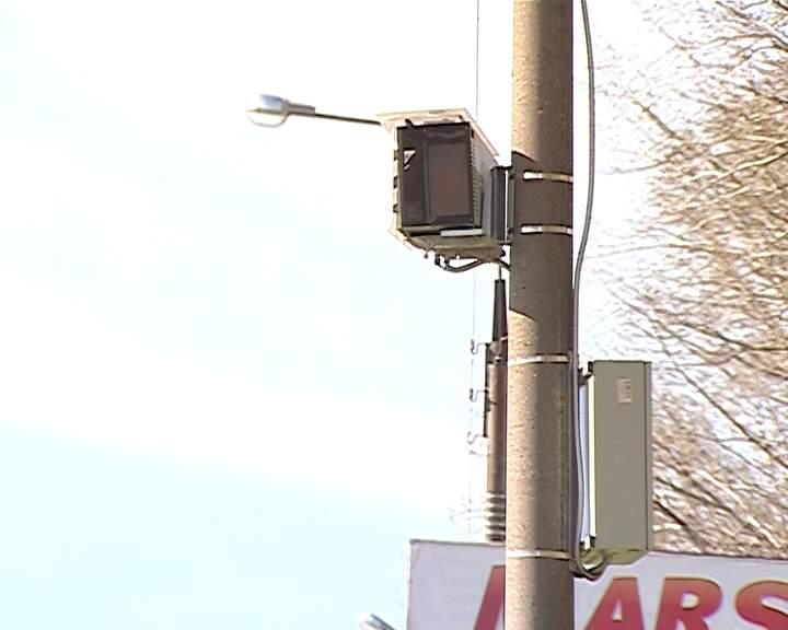 На дорогах Кирова появились камеры фотофиксации
